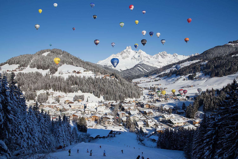 Winterurlaub in Filzmoos, Salzburger Land, Österreich - Landhaus Vierthaler