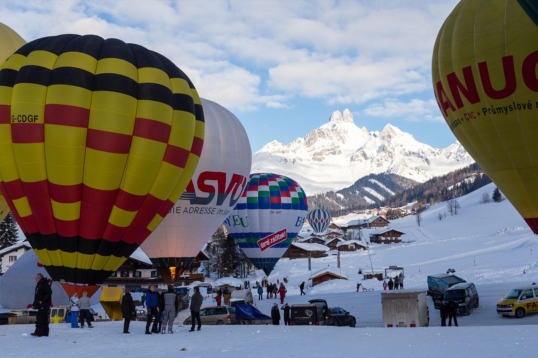 Ballonwoche in Filzmoos - Salzburger Land