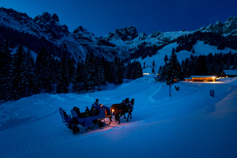 Ski - & Winterurlaub für die ganze Familie in Filzmoos - Landhaus Vierthaler