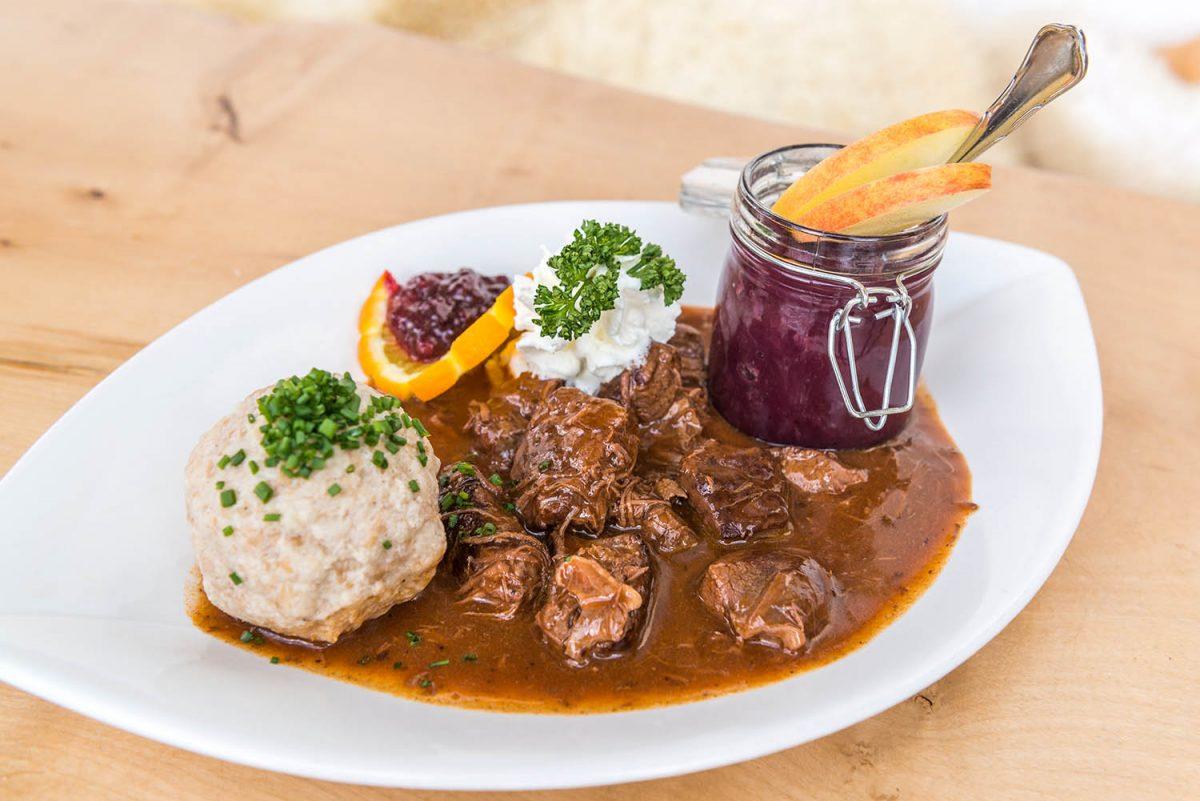 Gastronomie in Filzmoos - Landhaus Vierthaler