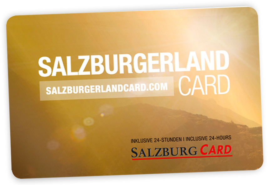 Salzburger Land Card - Pension Vierthaler Filzmoos