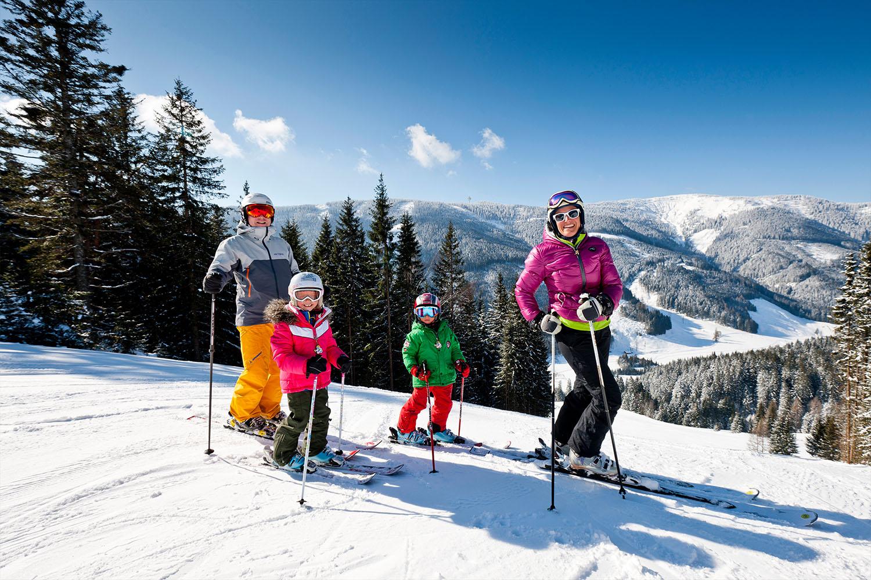 Skigebiet Filzmoos - Skifahren für Familien - Salzburger Land