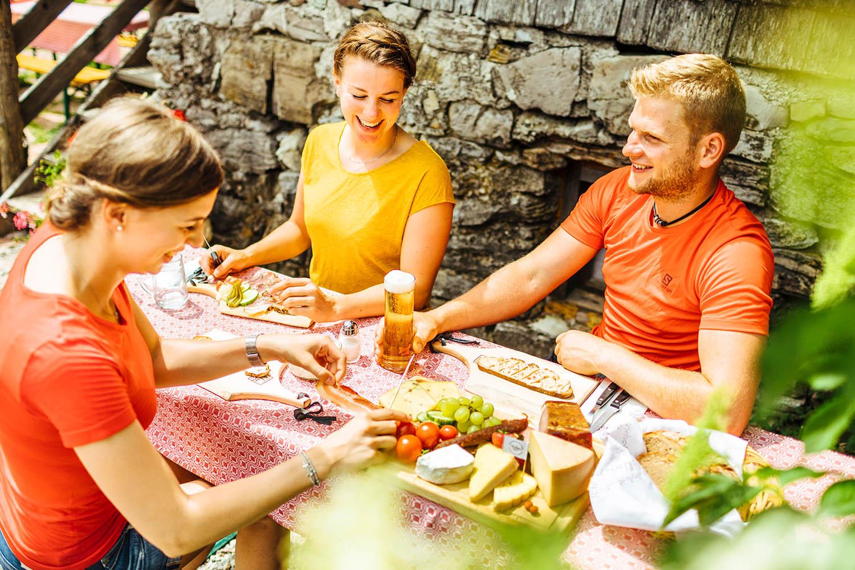 Wandern in Filzmoos, Sommerurlaub im Salzburger Land